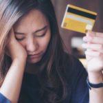 ¿Qué sucede si dejas de pagar tu tarjeta de crédito?
